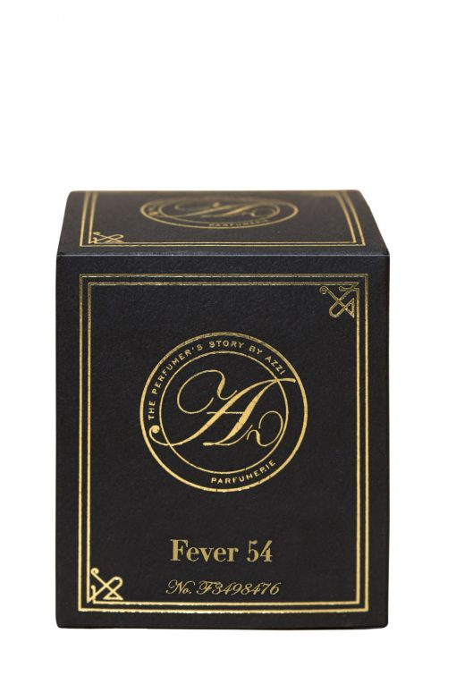 Fever 54 Candle Box