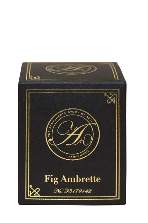 Fig Ambrette Candle Box