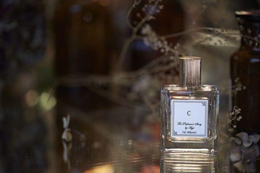 C Eau De Parfum Bottle