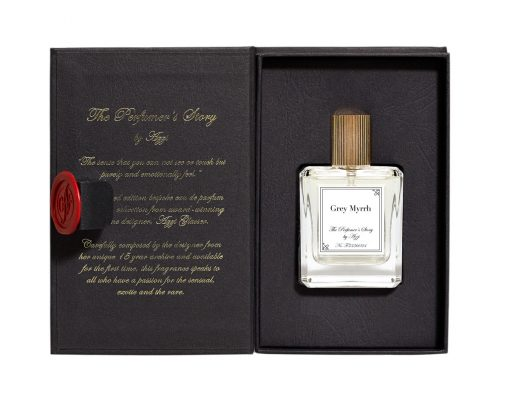Grey Myrrh Eau De Parfum in box