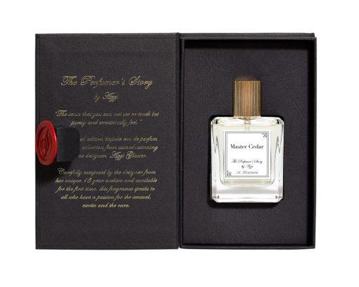 Master Cedar Eau De Parfum in box