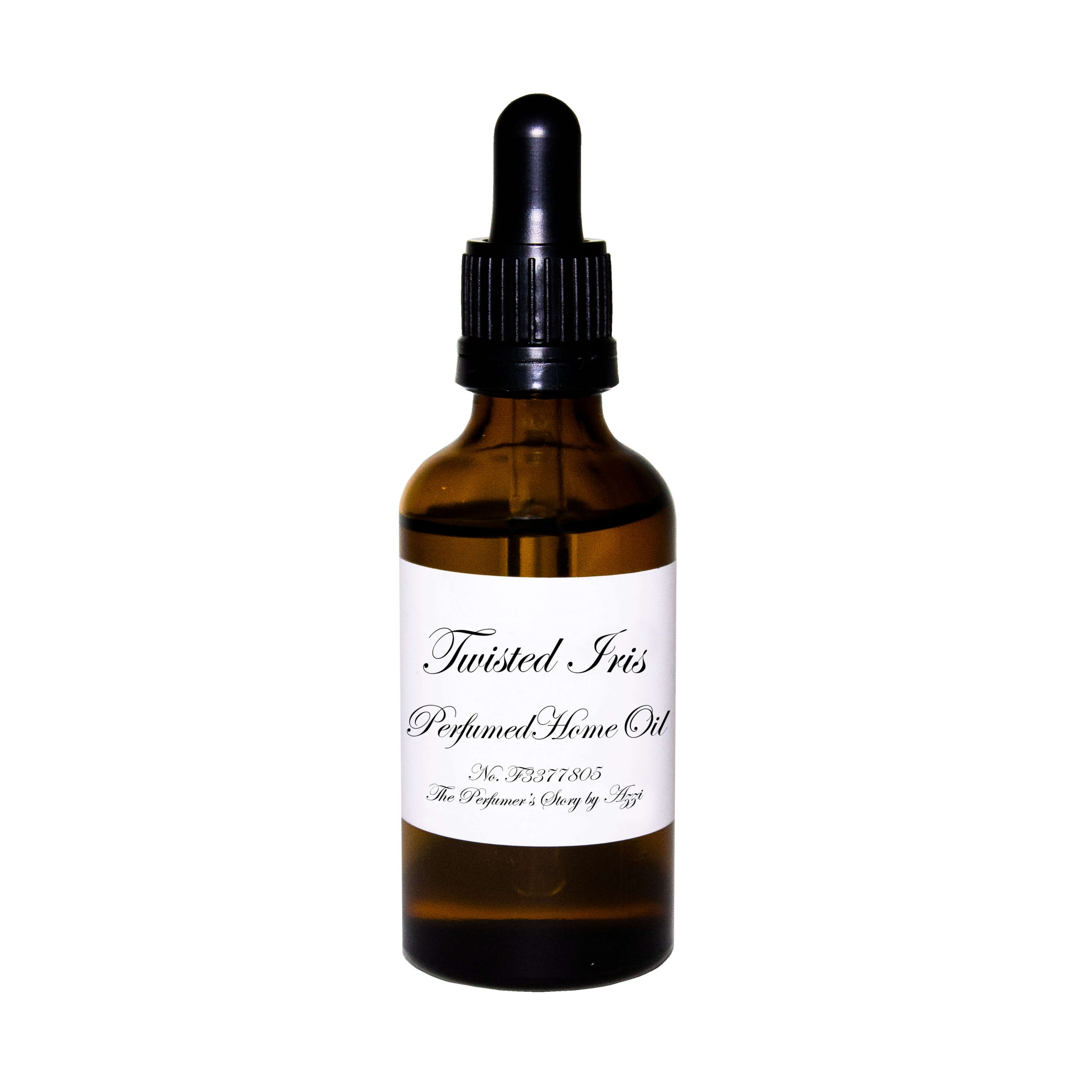 Twisted Iris Perfume Home Oil