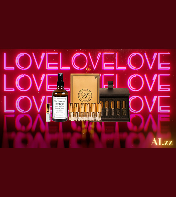 Love Box - Cosy from The Perfumer's Story by Azzi