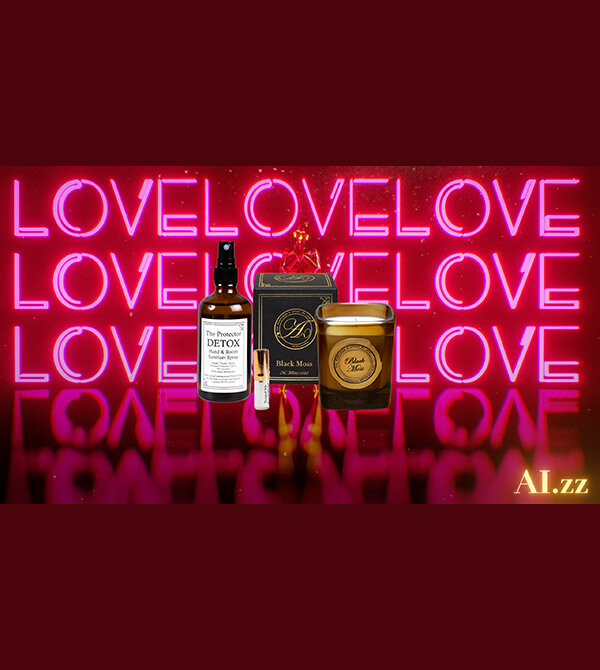 Love Box Cosy Option 2 - from The Perfumer's Story by Azzi