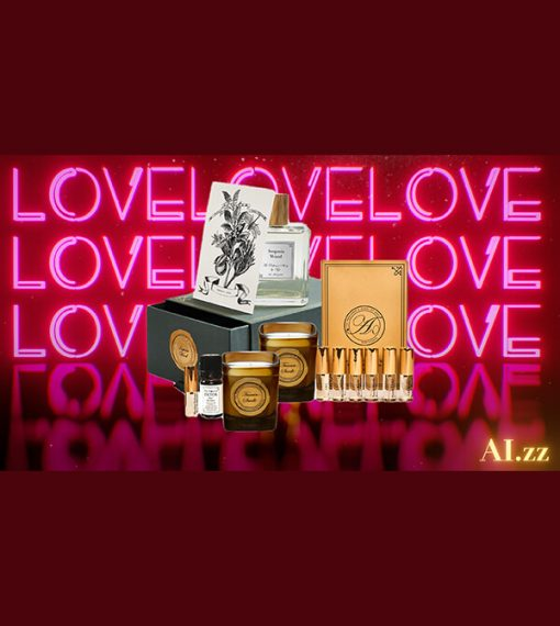 Love Box - Luxe from The Perfumer's Story by Azzi