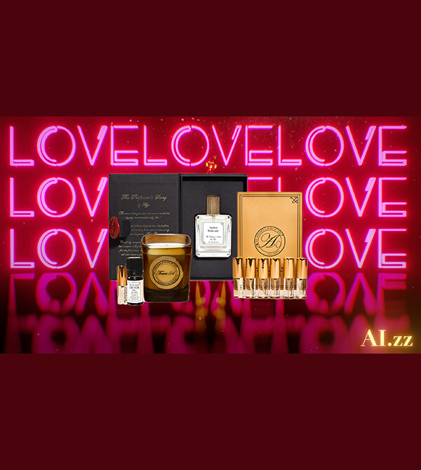 Love Box - Treat from The Perfumer's Story by Azzi